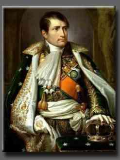 Militar Frances Napoleon Bonaparte