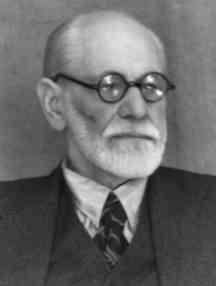 Sigmund Freud psicologo