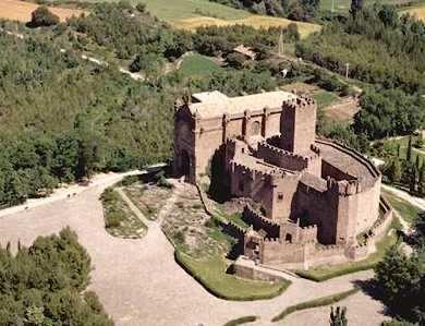 castillo donde nació francisco javier