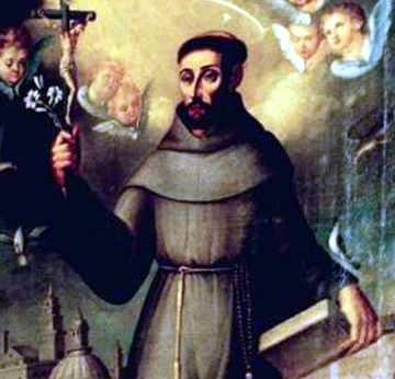Francisco Solano Santo
