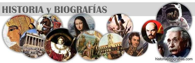historia y biografias