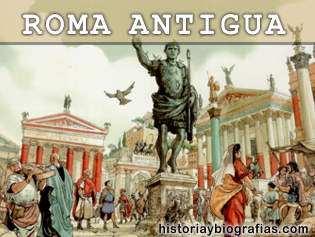 la vida cotidiana en roma antigua