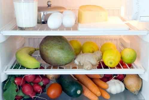 como conservar los alimentos de origen vegetal