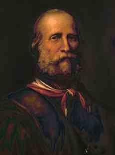 Garibaldi en Argentina
