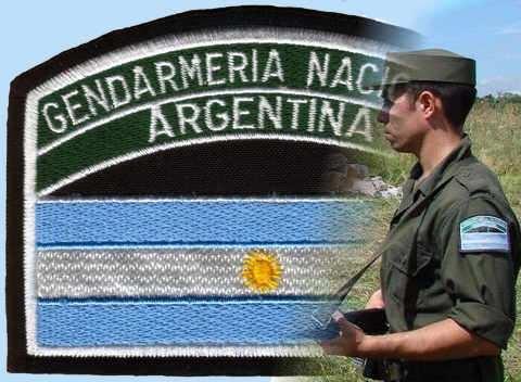 gendarmeria argentina en defensa de la patria