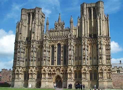 escultura arte gotico