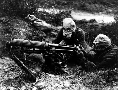 batallas de la primera guerra mundial