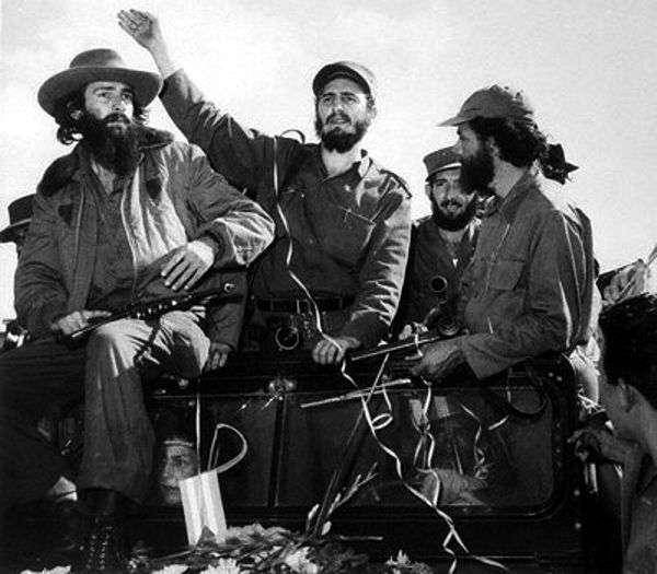guerrilla cubana, el che guevara