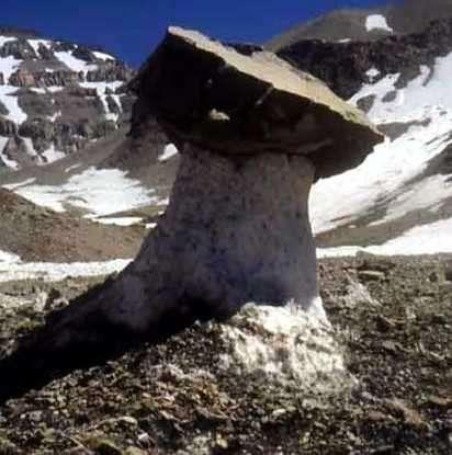 Mesa Glacial