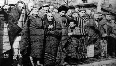 mito del holocausto judio