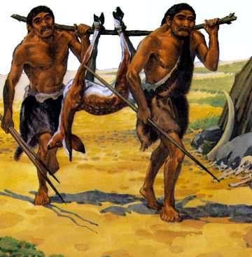 hombre prehistoria