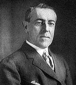 presidente wilson