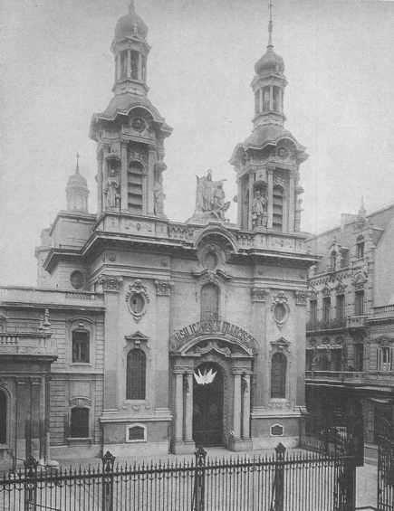 Historia de la Iglesia de San Francisco:Orden Franciscana en Bs.As. - BIOGRAFÍAS e HISTORIA UNIVERSAL,ARGENTINA y de la CIENCIA