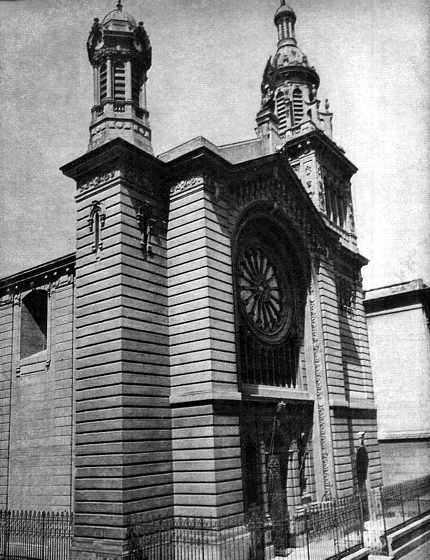 Iglesia de San Juan en Buenos Aires
