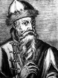 gutenberg, inventor de la primera imprenta