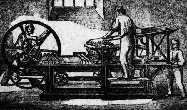 Historia de la Imprenta:Inventor,Evolución,Difusión y Cronología