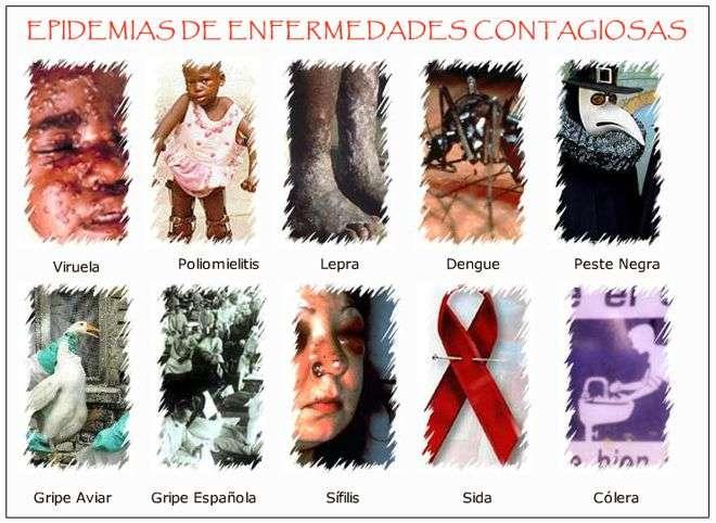 enfermedades contagiosas