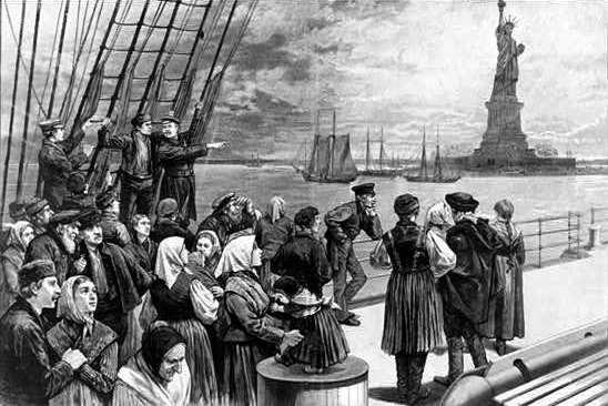 Inmigrantes Europeos