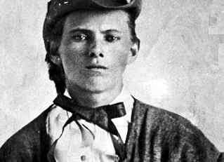 Biografia de Jesse James