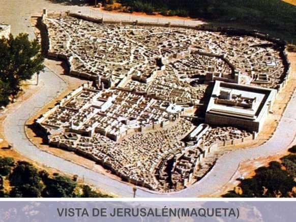 vista ciudad de jerusalen
