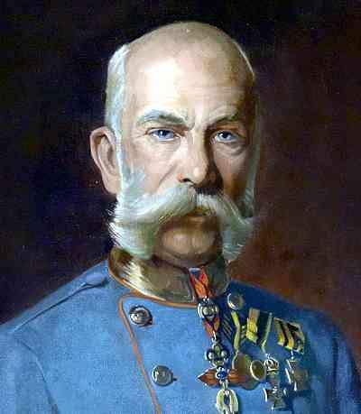 Emperador Francisco Jose I de Austria