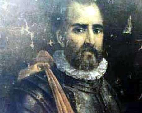 Juan de Garay Fundador de Santa Fe, 15 de noviembre de 1573