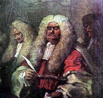 jueces del siglo xviii