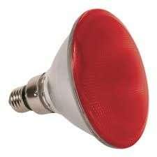 lampara rayos infrarrojos