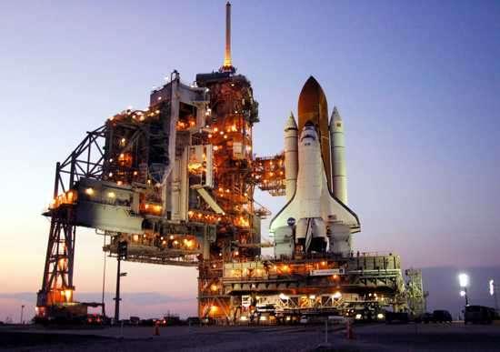 lanzadera espacial columbia