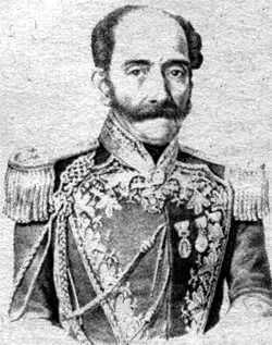 general Juan Gregorio de Las Heras