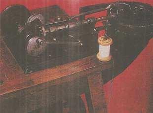 grandes inventos: la maquina de coser