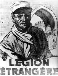 folleto legion extranjera