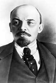 Lenín, ideologo de la Revolución Rusa