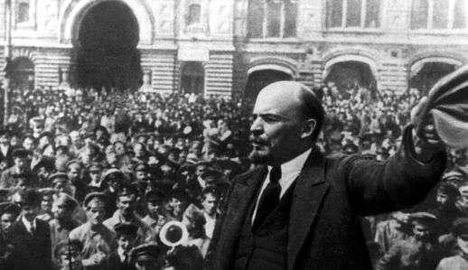 Lenin y su estrategia politica Revolucion Rusa Teoria Marxista