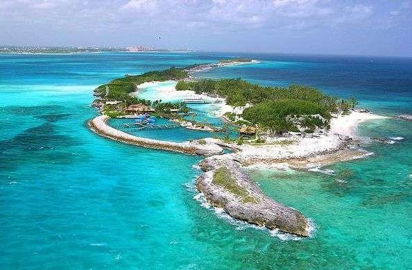 isla bahamas bellos lugares del mundo