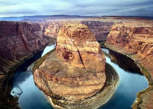 Gran Cañón (EE.UU.) bellos lugares del mundo