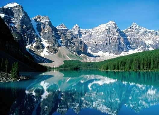 Parque Nacional de Banff bellos lugares del mundo
