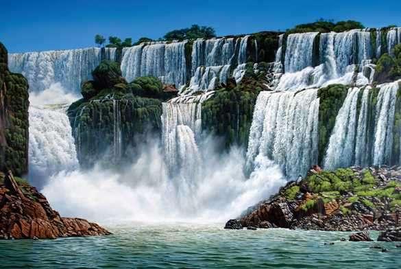 cataratas Iguazú bellos lugares del mundo