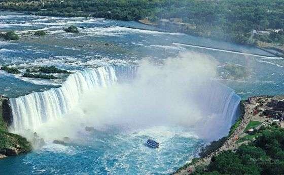 Cataratas de Niágara bellos lugares del mundo