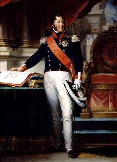 Luis Felipe I Rey de Francia