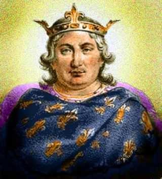 Luis VI rey de Francia el gordo