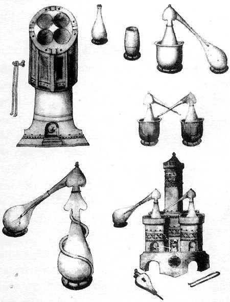 instrumentos de alquimia de lull ramon