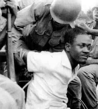 Lumumba Lider politico del congo