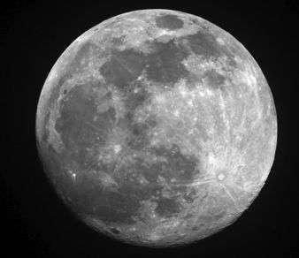 Porque la Luna Muestra Siempre la Misma Cara?-Explicacion Simple