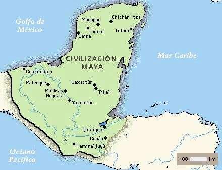 Cocomes Mayas