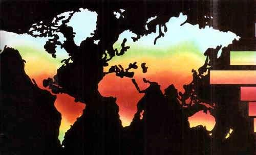 mapa del medio geografico