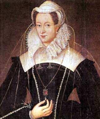 Reina Maria Estuardo de Escocia