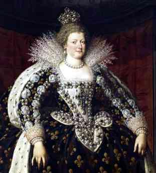 Reina María de Medicis