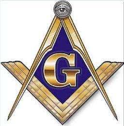 logo de la masoneria compas y regla