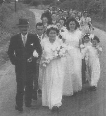 matrimonio a principio de siglo xx